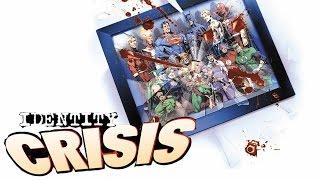 Crisi di Identità - Uno dei Migliori Thriller a Fumetti