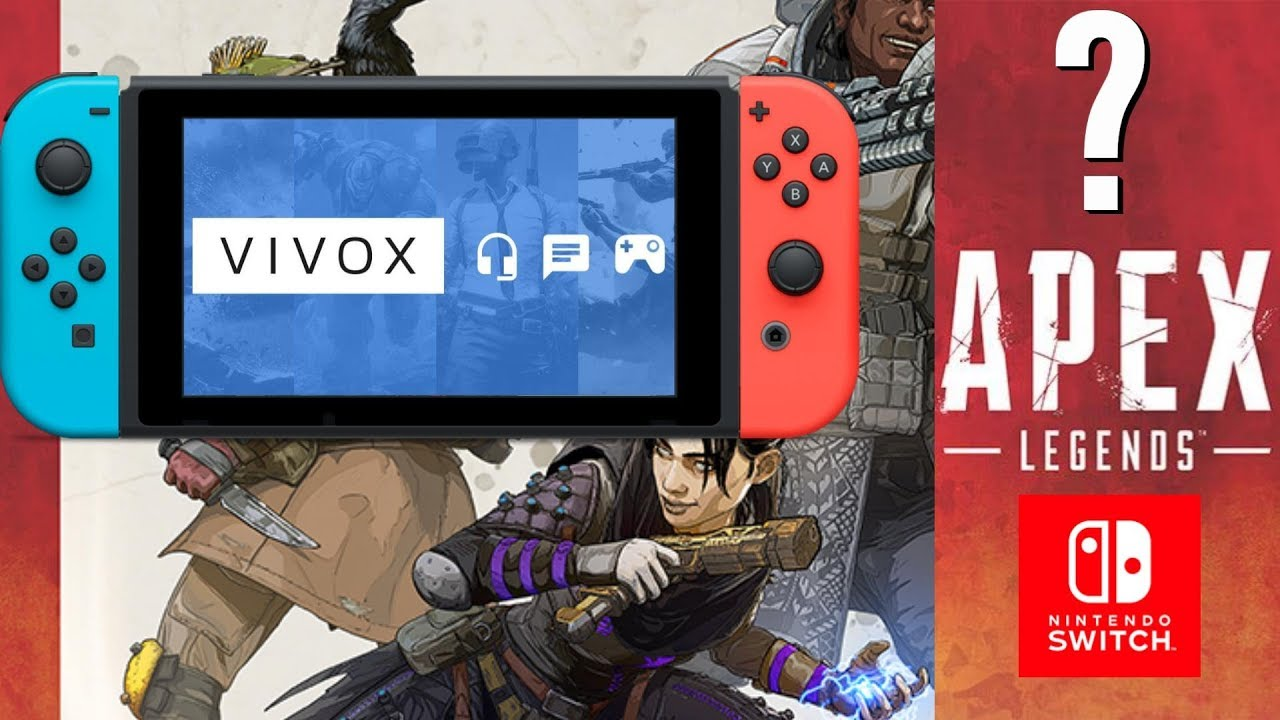 Text/Voice Chat Coming to Switch & Apex Legends Devs Want a Switch Version! | OJ Speaks!