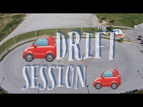 Drift Practice  GUAM July 9 2017