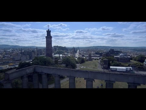 Edinburgh Welcomes International Students