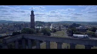 Edinburgh Welcomes International Students