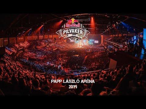 RED BULL PILVAKER 2019 - Teljes előadás - Papp László Budapest Sportaréna