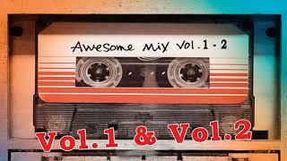 Guardians of the Galaxy Vol.1 & Vol. 2, Soundtrack