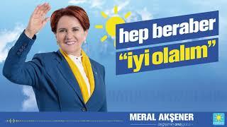 İYİ Parti Meral Akşener 2019 Yerel Seçim Şarkısı - FesuphanAllah 4K