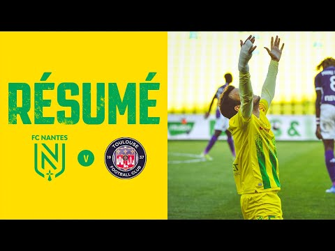 Nantes Toulouse Goals And Highlights