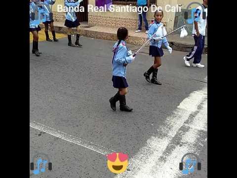 Banda musico infantil real santiago de cali 2016