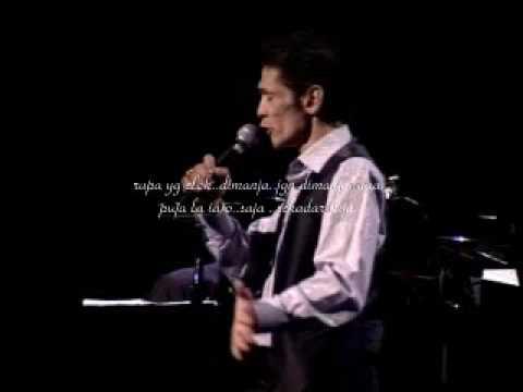 Jamal abdillah - terbaik seroja..lirik pun ade.