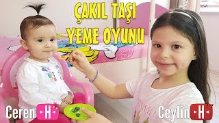 ceylin-ve-ceren-39in-akl-ta-yeme-oyunu-learn-colors-with-colorful-candies-finger-family-song