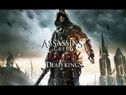 Assassin's Creed Unity: Dead Kings DLC All Cutscenes (Game M