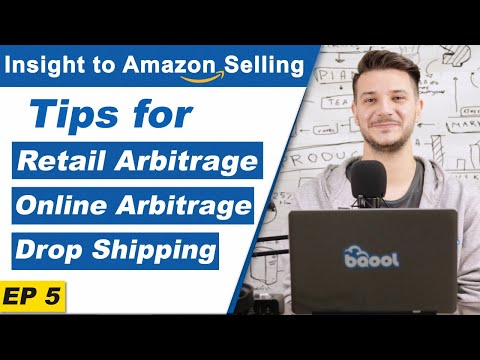 Insight to Amazon Selling #5 | Tips for Retail Arbitrage, Online Arbitrage, Drop Shipping thumbnail