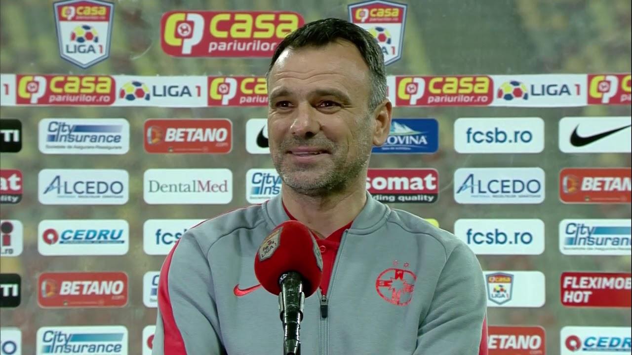 INTERVIU. Toni Petrea, veşti bune pentru fanii FCSB-ului:
