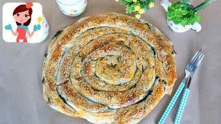 Ispanaklı Börek Tarifi - Kevserin Mutfağı Yemek Tarifleri