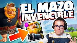 IMPOSIBLE PERDER CON ESTE MAZO | Clash Royale thumbnail