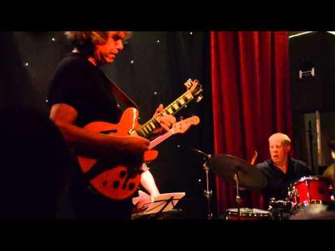 John Etheridge Trio North play