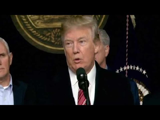 North and South Korea talks result of my 'tough stance': Donald Trump