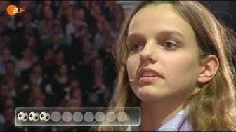 Wetten Dass - Karin Eberhard (Fussballwette)