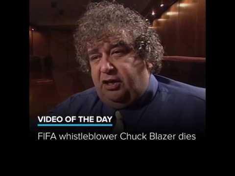 Fifa whistleblower Chuck Blazer is dead