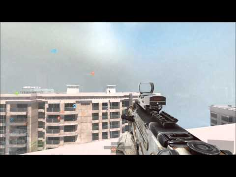 BF4 Funny Flying chinese superman hacker