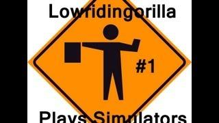 "Lets Play Simulators Part 1 ""Utility Vehicle Simulator"""