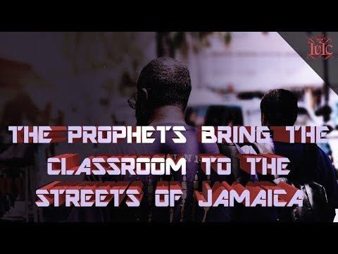 The Israelites: The Prophets Bring the Classroom to the Streets of Jamaica