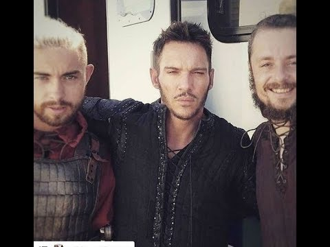 The Vikings Cast  Behind the s The best moments