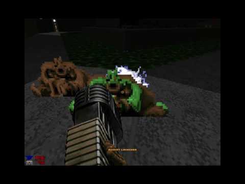 Let's Play Doom2 Remix pt.3: Underwater Peril