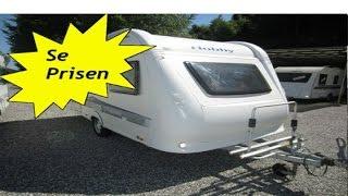 Hobby De Luxe 440 SF - 2010 - Campingvogn