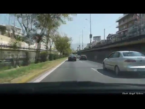 Driving in Piraeus
