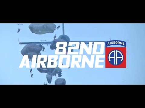 Hooah: 82nd Airborne Division and 82nd Combat Aviation Brigade