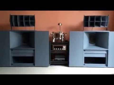 Horn-loaded speakers | Steve Hoffman Music Forums