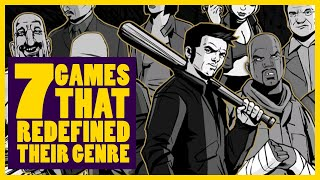 7 Games That Redefined Their Genre