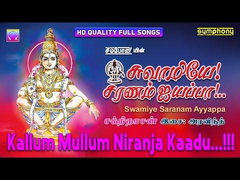 Swamiye Saranam Ayyappa | Sakthidasan | Ayyappan Songs
