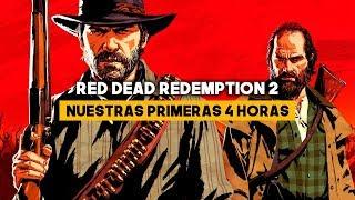 RED DEAD REDEMPTION 2: Nuestras primeras 4 HORAS