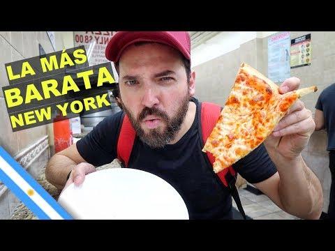 LA PIZZA MAS BARATA DE NEW YORK