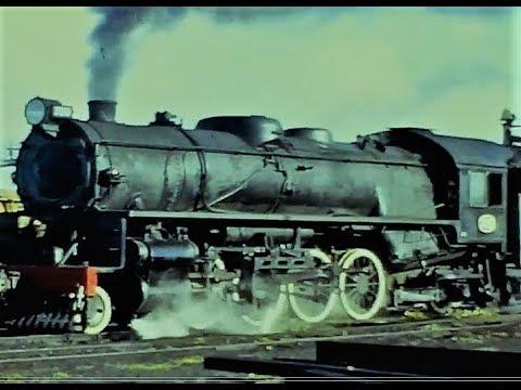 700 Class Steam To Willunga South Australia 1967