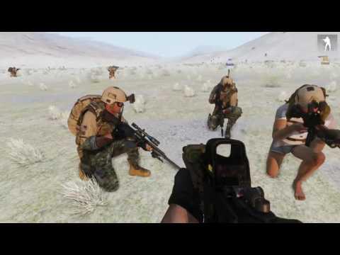 ARMA3 - ABU SAYAF RAID - CLAN ESUS - AMERICAN SF RAID