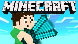 Minecraft - I CAN SWING MY SWORD!