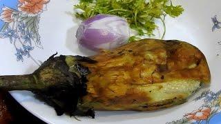 This happens when you eat eggplant veggie