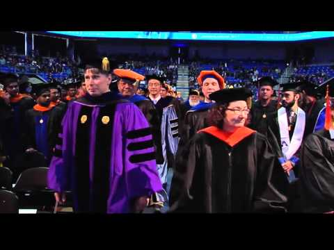 2015 Fall Commencement - College of Engineering