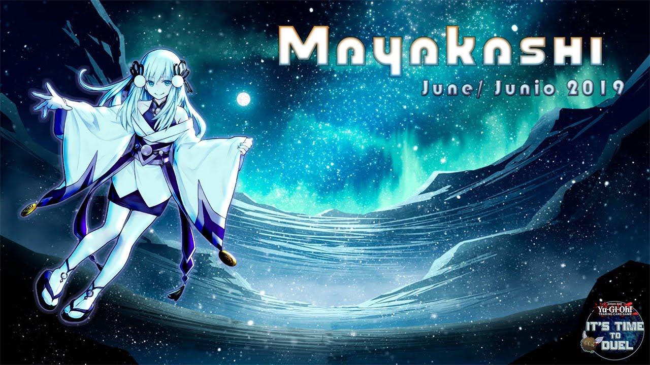 Mayakashi Deck (June/ Junio 2019)