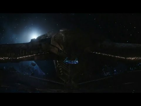 Post Credit Scene | Thor RAGNAROK | THANOS ship