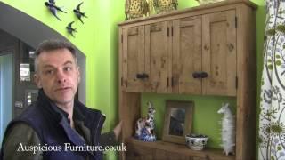 Bespoke Handmade Cotswold Kitchen Walk Through By Auspicious Furniture