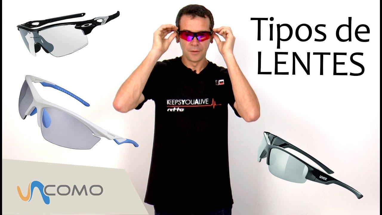 81af82eaa8 Elegir gafas para ciclismo - YouTube