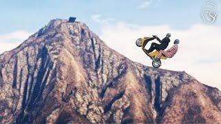 GTA 5 ONLINE | Urcăm Chiliadul pe o roată!