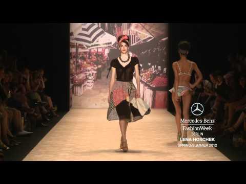 Lena Hoschek - Fashion Week in Berlin 6. Juli 2011