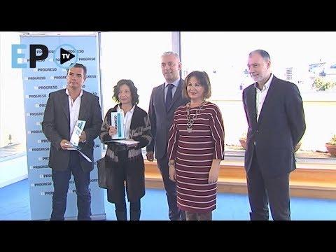 Pepa Barrios e Pedro Rielo fanse coa VI Edición de Contos de Verán