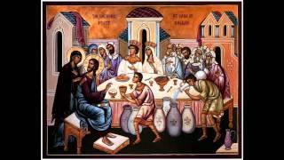 Indian Orthodox Liturgical Choir - Mashihayaam Manavalan (Christ the Bridegroom)