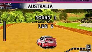 GT Advance 2: Rally Racing (GBA) - Round 1: Australia