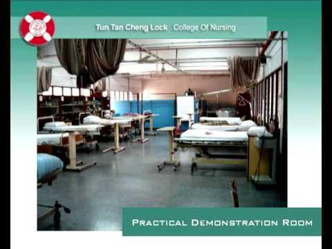 Tun Tan Cheng Lock College Of Nursing Open Day 2009 Advertisement Youtube