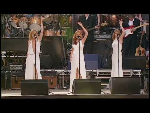 Atomic Kitten - Dancing in the Street Live Party at the Palace HD
